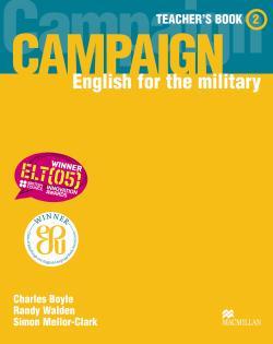 Campaign Level 2 Teacher's Book