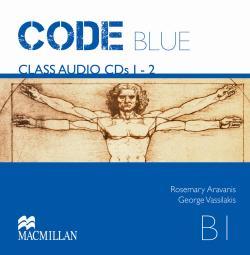 Code Blue B1 Audio CD