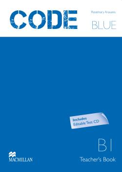 Code Blue B1 Teacher's Book + Test CD Pk
