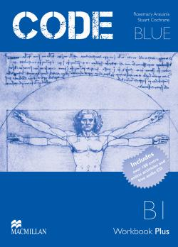 Code Blue B1 Workbook & CD Pack