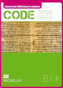 Code Green B1+ IWB Material