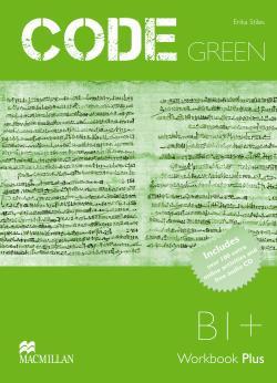 Code Green B1+ Workbook & CD Pack