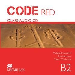 Code Red B2 Audio CD
