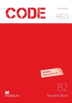 Code Red B2 Teacher's Book + Test CD Pk
