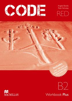 Code Red B2 Workbook & CD Pack