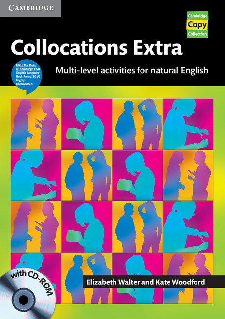 Collocations Extra Book with CD-ROM
