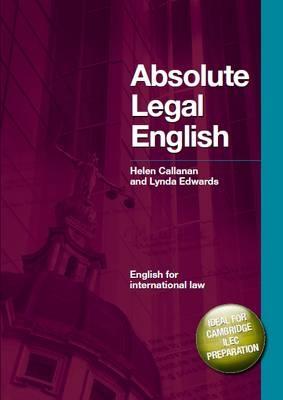 DBE: Absolute Legal English Book