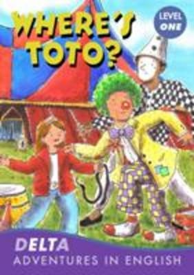 Delta Adventures in English: Where's Toto ?