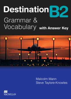 Destination B2 Student's Book With Key