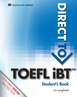 Direct to TOEFL Students Book + Website Pack