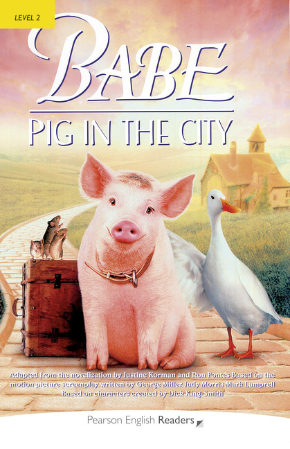 Babe-Pig in the City + Audio CD