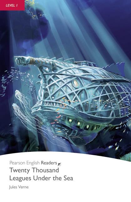 20,000 Leagues Under the Sea + Audio CD