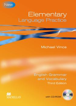 Elementary Language Practice New Ed. Without Key + CD-ROM Pack