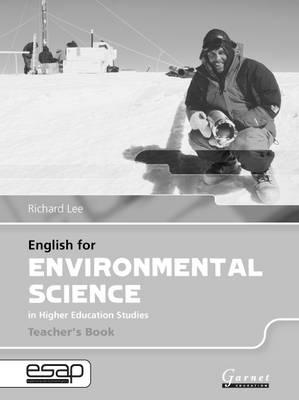 English for Environmental Science Teacher's Book