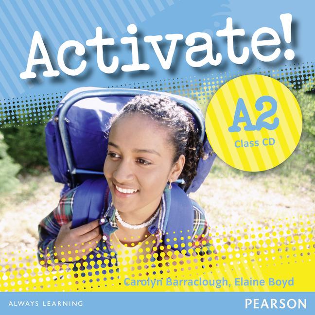 Activate! A2 Class Audio CDs (2)