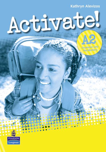 Activate! A2 Grammar + Vocabulary Book