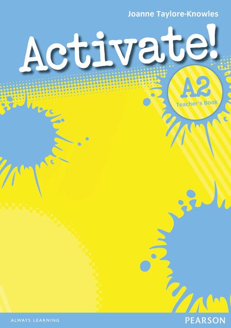 Activate! A2 Teacher´s Book