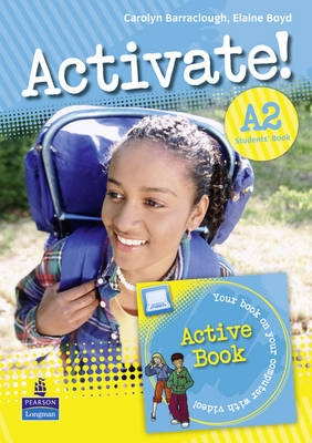 Activate! A2 Student´s Book with Digital Active Book