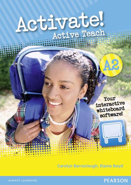 Activate! A2 ActiveTeach (Interactive Whiteboard Software)