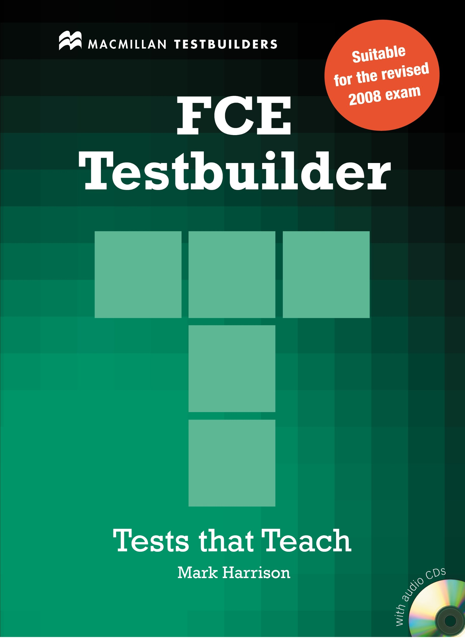 First Certificate Testbuilder 2010 Without Key + Audio CD Pack