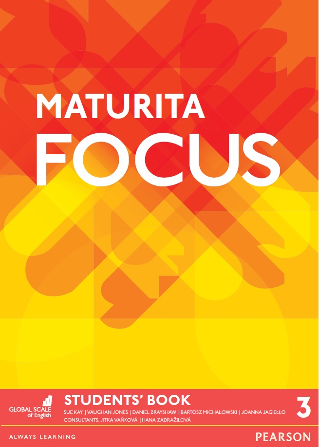 Maturita Focus 3 Students' Book
