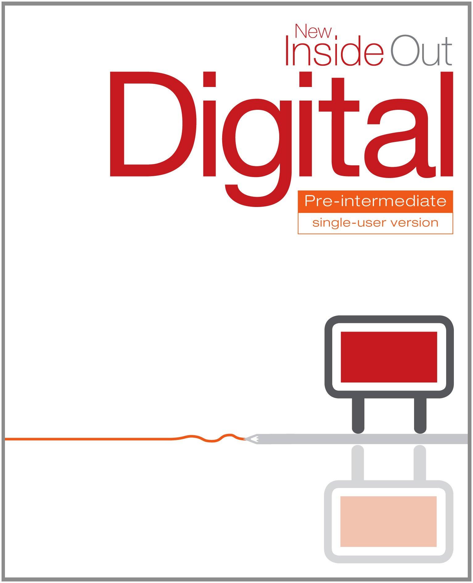 New Inside Out Pre-Intermediate Digital Whiteboard Software