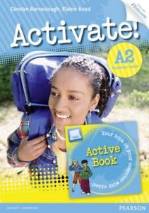 Activate! A2 Students' Book with ActiveBook CD-ROM + Internet Access Code