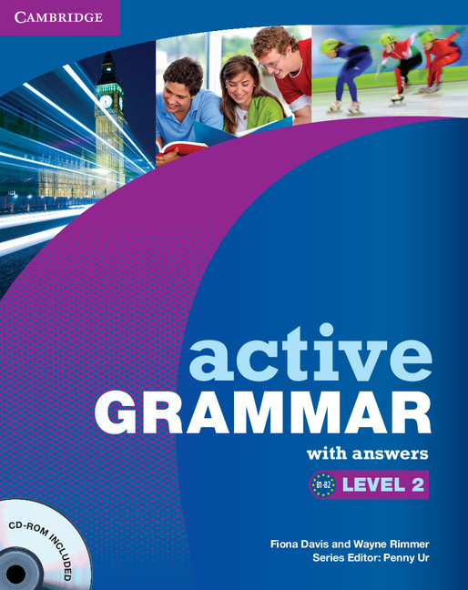 Active Grammar Level 2 with Answers and CD-ROM