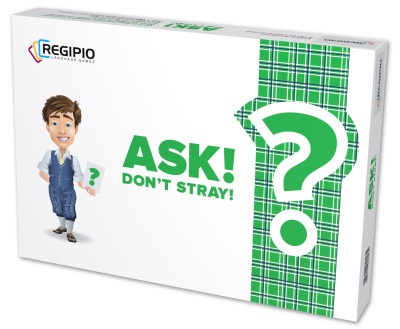 Ask Dont Stray